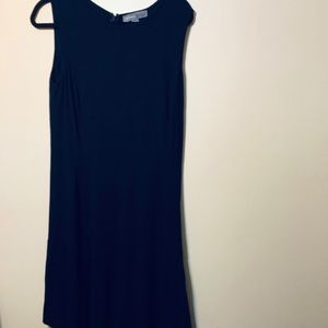 Donna Rocco xlg navy dress